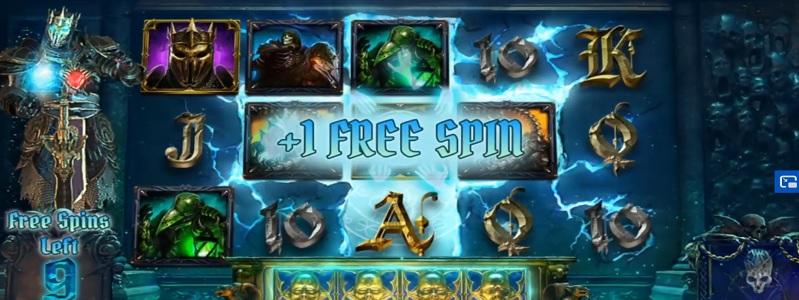 Dark King: Forbidden Riches nytt spel från NetEnt