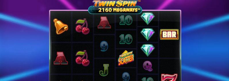 Twin Spin nytt spel från NetEnt